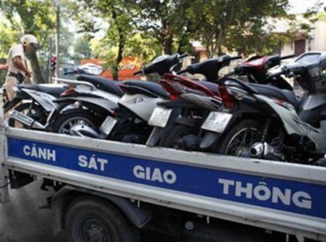 Thủ tục để được tự giữ, bảo quản phương tiện vi phạm giao thông - 1
