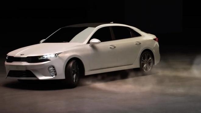 KIA Optima phiên bản GT chạy thử, ngoại hình thể thao siêu cuốn hút - 1