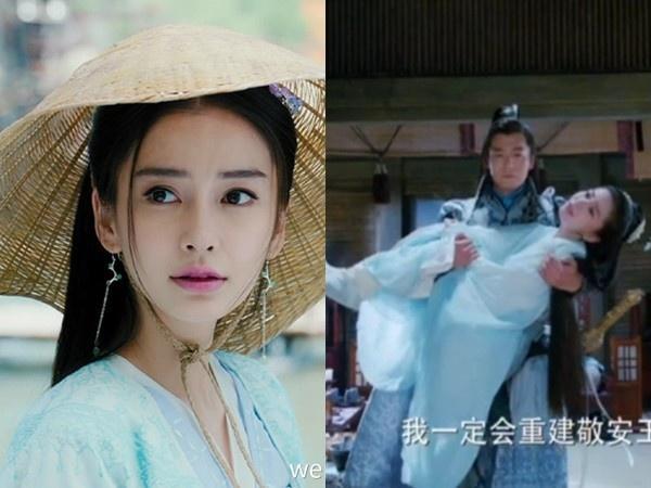 Sự thật  ngã ngửa về những cảnh bế người đẹp của sao nam Hoa ngữ - 4