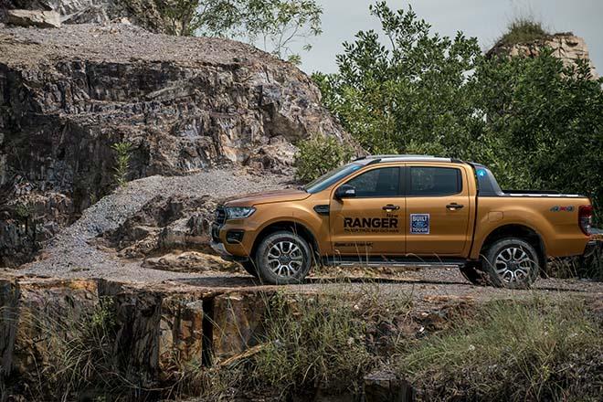 Bảng giá xe Ford tháng 5/2020, phiên bản Ecosport Ambiente giảm giá 80 triệu đồng - 1