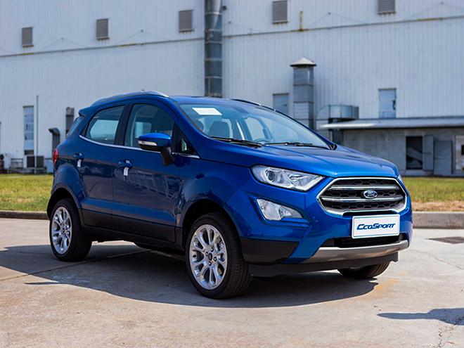 Bảng giá xe Ford tháng 5/2020, phiên bản Ecosport Ambiente giảm giá 80 triệu đồng - 5