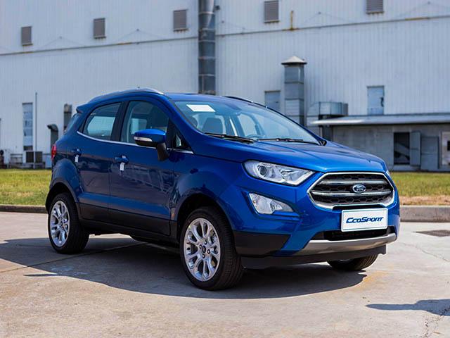 Bảng giá xe Ford tháng 5/2020, phiên bản Ecosport Ambiente giảm giá 80 triệu đồng