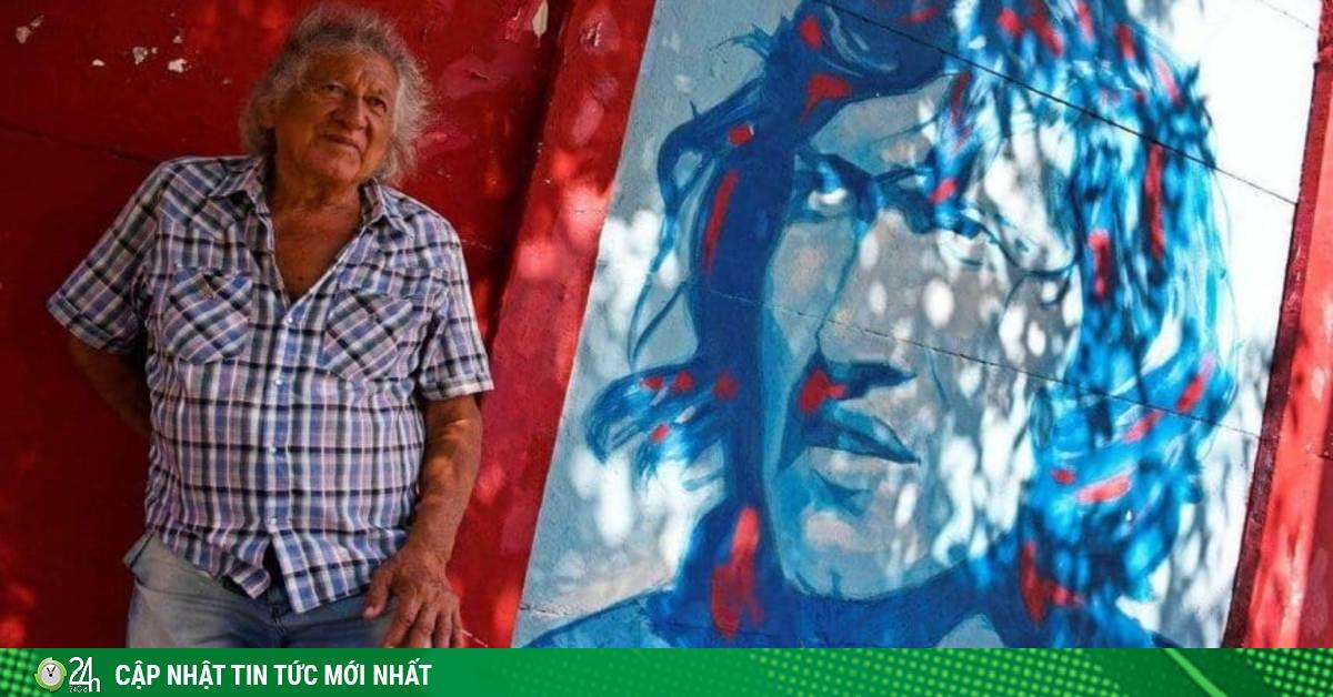 Huyền thoại Argentina bị sát hại dã man: Tài năng đến Maradona cũng phục