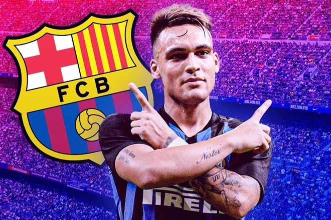 Tin HOT bóng đá trưa 9/5: Lautaro chỉ đến Barca nếu được đảm bảo vị trí
