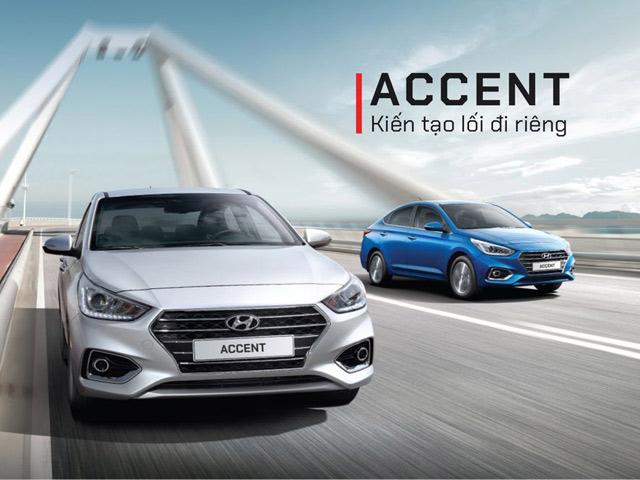 Đánh giá Hyundai Accent - mẫu xe bán chạy nhất của Hyundai