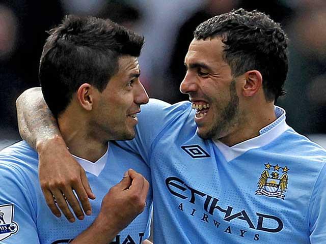 Siêu đội hình SAO Argentina ở Ngoại hạng Anh: Man City vượt mặt MU - 1