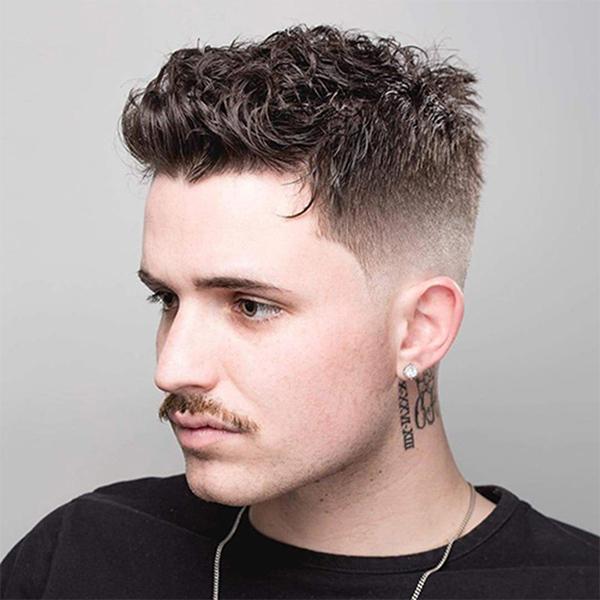15 kiểu tóc nam uốn đẹp hiện đại đẳng cấp nhất năm 2021 - 4