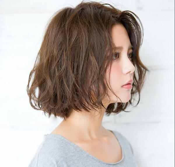 15 kiểu tóc ngắn Hàn Quốc đẹp nhất dẫn đầu xu hướng thời trang năm 2020 - 11
