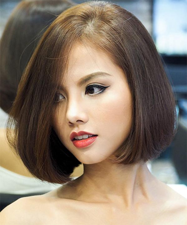 15 kiểu tóc ngắn Hàn Quốc đẹp nhất dẫn đầu xu hướng thời trang năm 2020 - 13