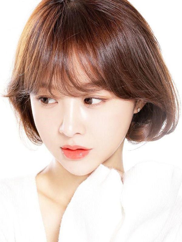 15 kiểu tóc ngắn Hàn Quốc đẹp nhất dẫn đầu xu hướng thời trang năm 2020 - 6