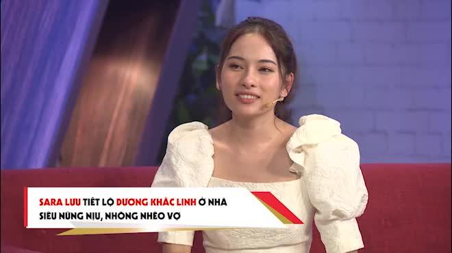 Vợ kém 13 tuổi của Dương Khắc Linh tiết lộ cuộc sống hôn nhân