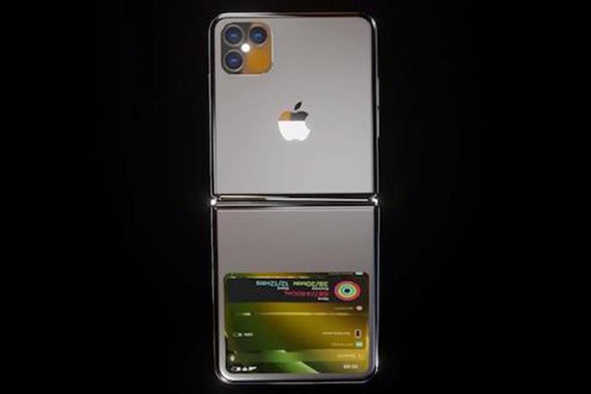 """iPhone 12 Flip quá đẹp khiến Galaxy Z Flip và Motorola RAZR... """"chết lặng"""" - 1"""