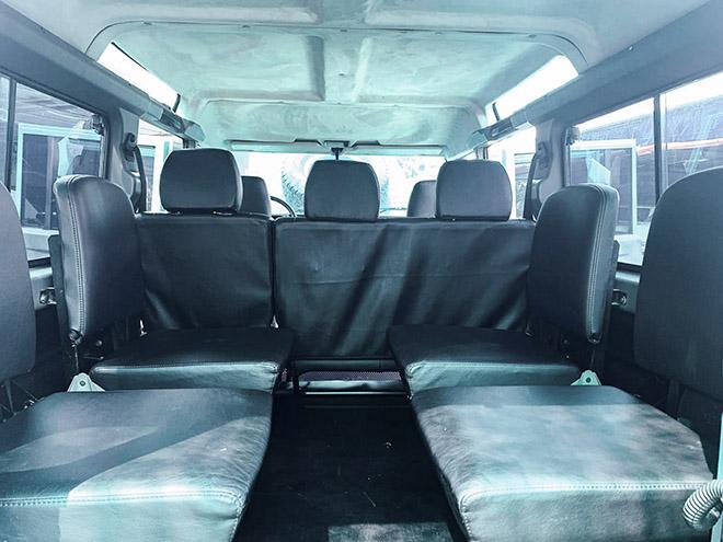 Hàng hiếm Land Rover Defender TD5 rao bán giá hơn 2 tỷ đồng - 9