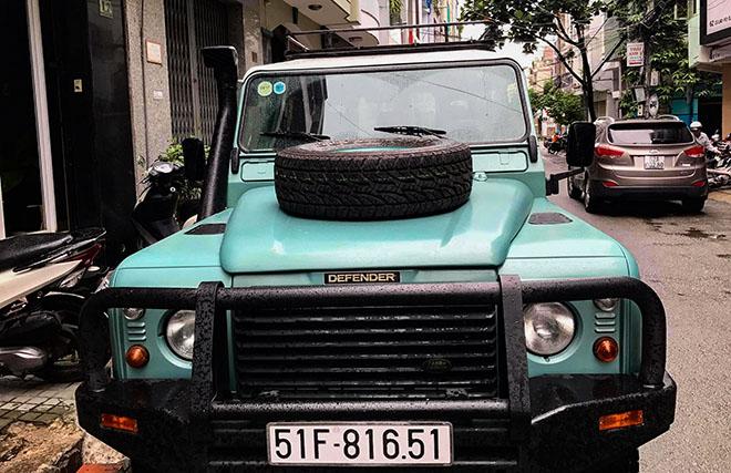 Hàng hiếm Land Rover Defender TD5 rao bán giá hơn 2 tỷ đồng - 3