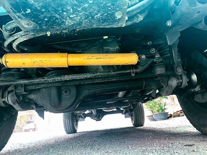 Hàng hiếm Land Rover Defender TD5 rao bán giá hơn 2 tỷ đồng - 6