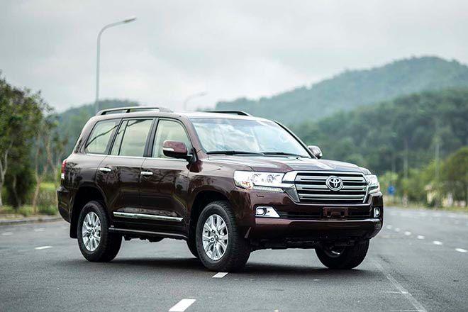 10 mẫu ô tô có doanh số thấp nhất tại Việt Nam tháng 4/2020 - 9