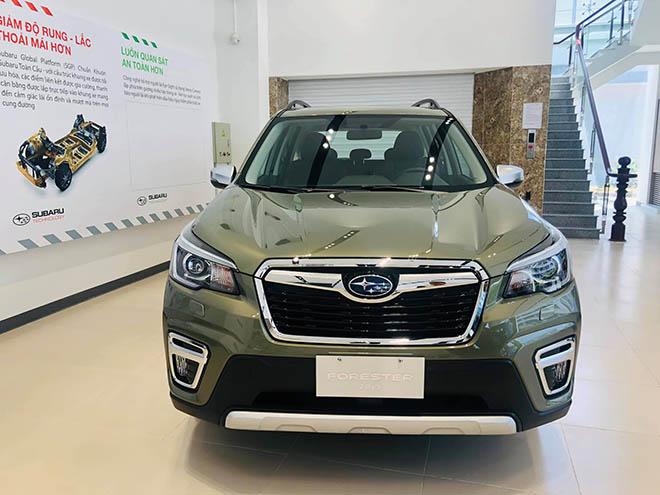 Bảng giá xe Subaru tháng 5/2020, không quá nhiều sự thay đổi - 1