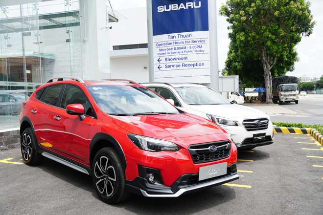 Bảng giá xe Subaru tháng 5/2020, không quá nhiều sự thay đổi - 3