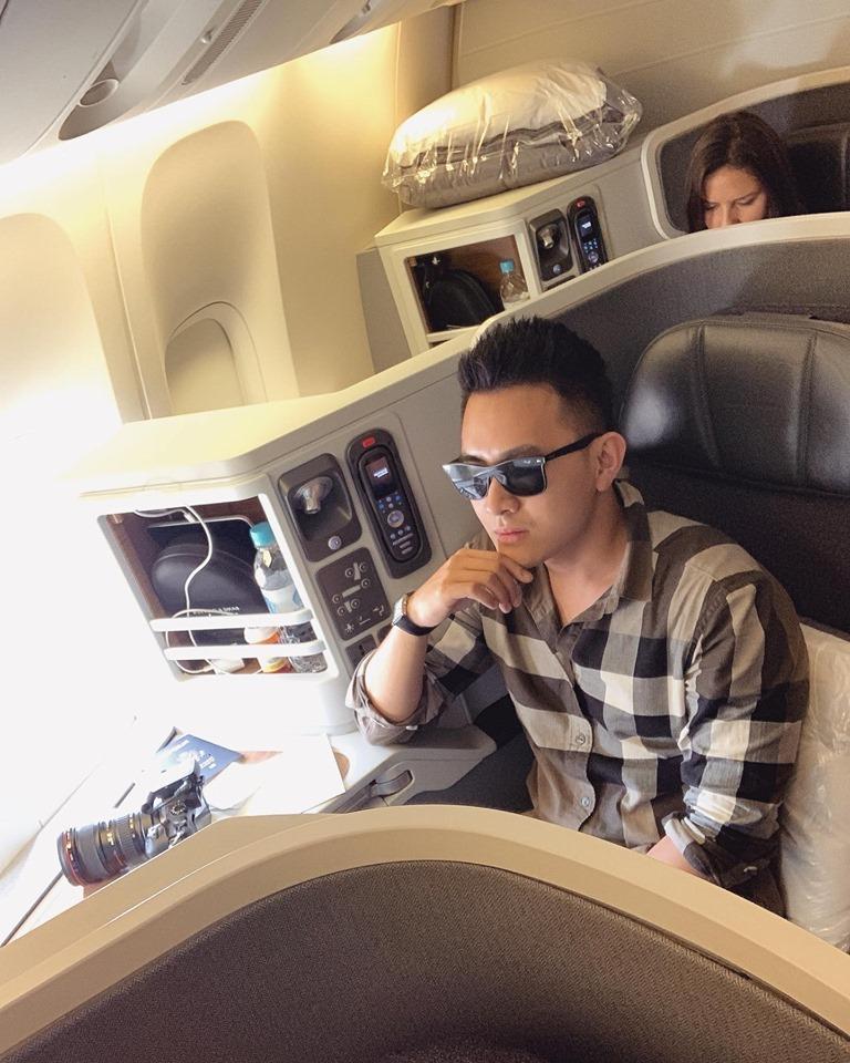"""Con trai ruột Hoài Linh: 1 năm """"đốt"""" 1,3 tỷ tiền vé máy bay, giờ thất nghiệp ở Mỹ? - 2"""