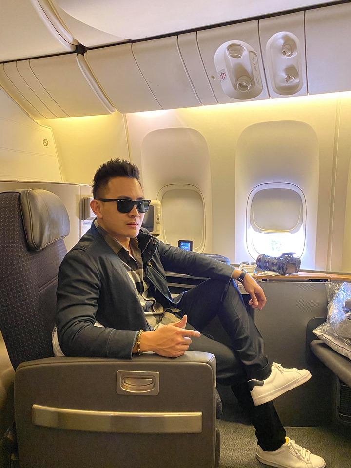 """Con trai ruột Hoài Linh: 1 năm """"đốt"""" 1,3 tỷ tiền vé máy bay, giờ thất nghiệp ở Mỹ? - 3"""