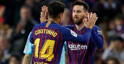 """Messi khiến huyền thoại phẫn nộ vì """"phá nát"""" sự nghiệp Coutinho"""