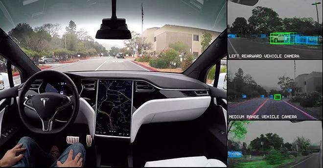 Ô tô ngày nay công nghệ và hệ thống điện tử chiếm 40% trên xe - 2