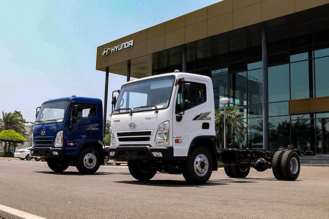Hyundai Việt Nam ra mắt dòng xe tải Mighty EX8 GT tại thị trường Việt Nam - 3