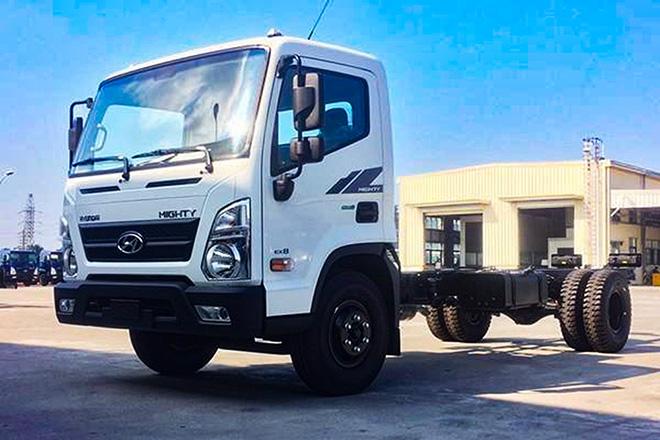 Hyundai Việt Nam ra mắt dòng xe tải Mighty EX8 GT tại thị trường Việt Nam - 2