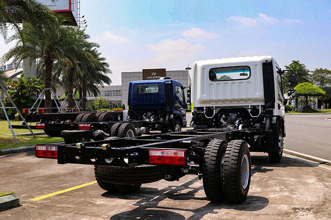 Hyundai Việt Nam ra mắt dòng xe tải Mighty EX8 GT tại thị trường Việt Nam - 4
