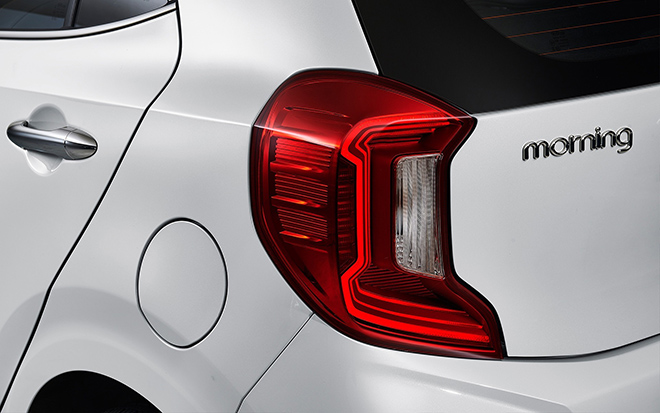 Kia Morning 2021 chính thức ra mắt