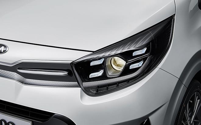 Kia Morning 2021 hệ thống đèn hậu