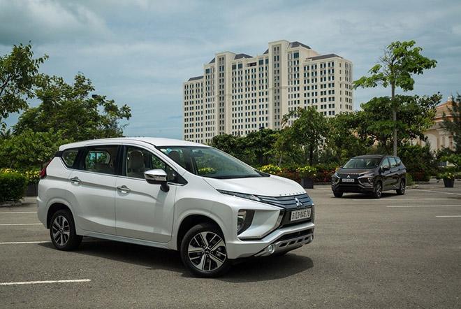 Mitsubishi Xpander giảm giá tới 55 triệu đồng tại một số đại lý - 2
