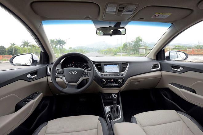 Những ưu điểm giúp Hyundai Accent gặt hái được nhiều thành công ở việt nam - 2
