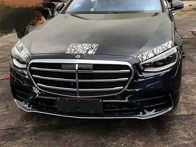 Lộ ảnh xe Mercedes-Benz S-Class thế hệ mới, kẻ khen người chê về thiết kế