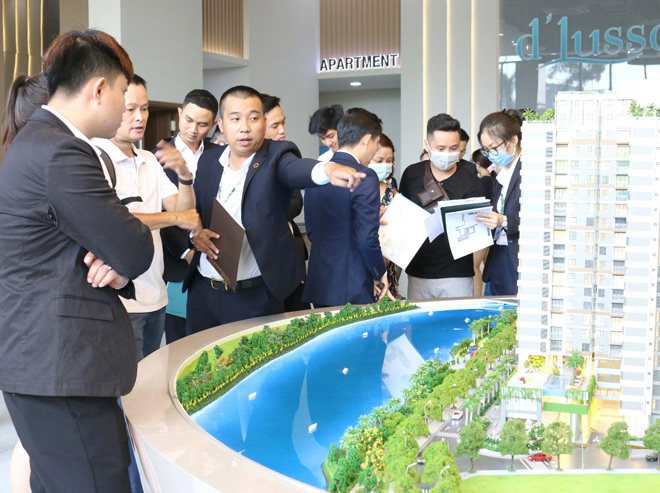 Đón đầu vốn ngoại chảy vào Việt Nam bất động sản ko giảm giá