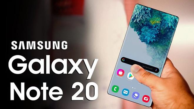 Galaxy Note 20 sẽ được thăng hạng màn hình lên mức xuất sắc - 4