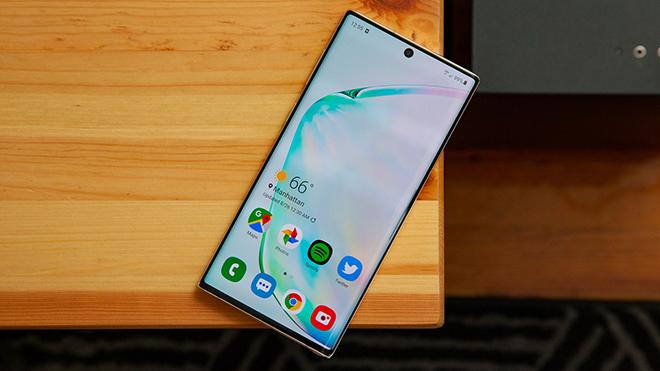Galaxy Note 20 sẽ được thăng hạng màn hình lên mức xuất sắc - 3