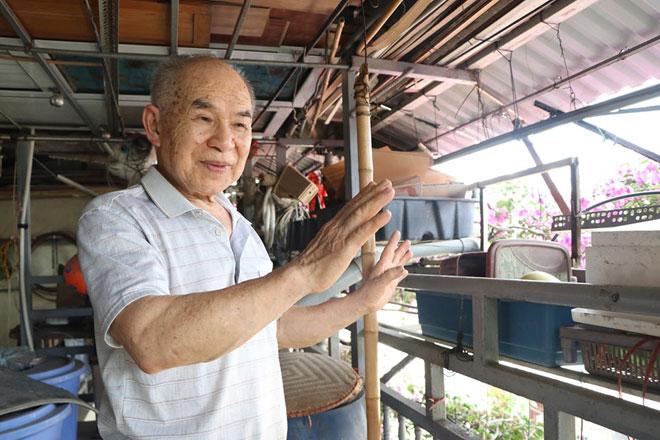 """Ngắm ngôi nhà hoa giấy """"vạn người mê"""" độc nhất ở Hà Nội - 8"""