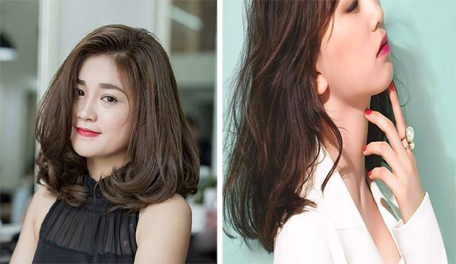 10 kiểu tóc ngang vai mặt tròn đẹp nhất giúp che khuyết điểm hoàn hảo - 5