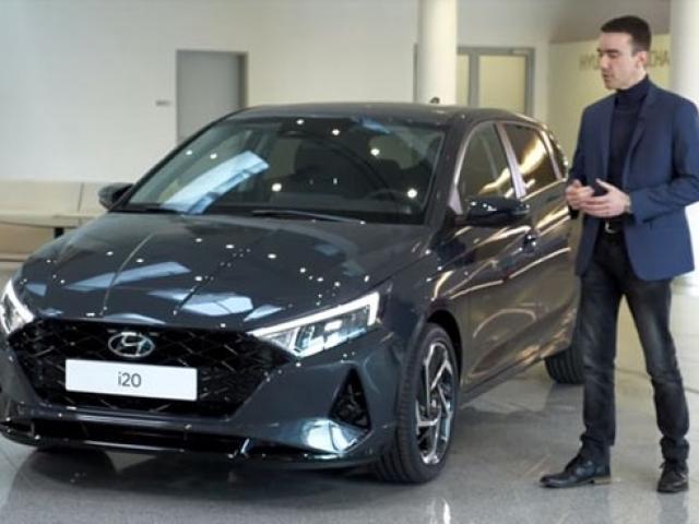 Sắp ra mắt Hyundai i20 với giá khởi điểm 185 triệu đồng