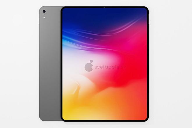 Thiết kế iPad Air 2020 với viền mỏng, đẹp bất ngờ - 2