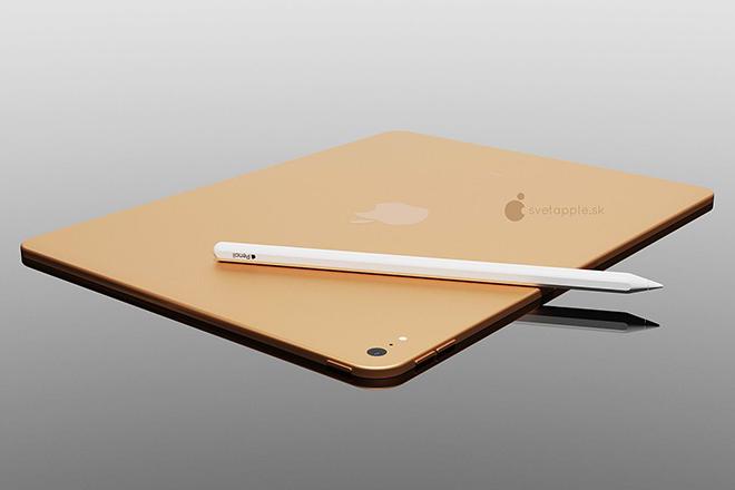 Thiết kế iPad Air 2020 với viền mỏng, đẹp bất ngờ - 4