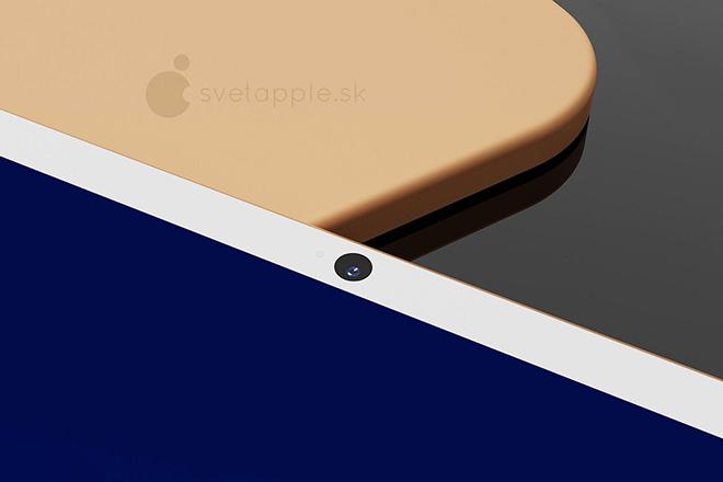 Thiết kế iPad Air 2020 với viền mỏng, đẹp bất ngờ - 5