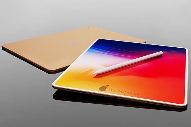 Thiết kế iPad Air 2020 với viền mỏng, đẹp bất ngờ - 6
