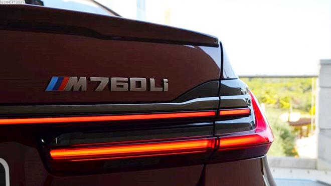 """BMW sắp """"khai tử"""" phiên bản M760Li dùng động cơ V12 - 3"""