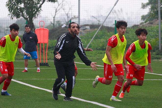 PVF tuyển sinh khóa 12, tìm kiếm tài năng bóng đá trẻ - 4