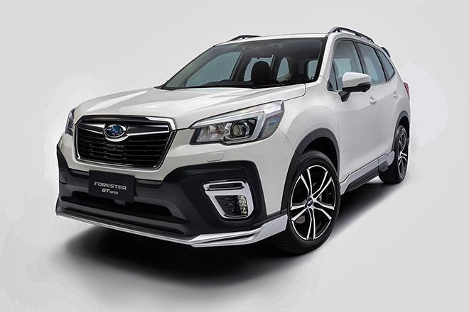 Subaru cung cấp thêm bộ phụ kiện GT-Edition cho dòng xe Forester tại Việt nam - 3