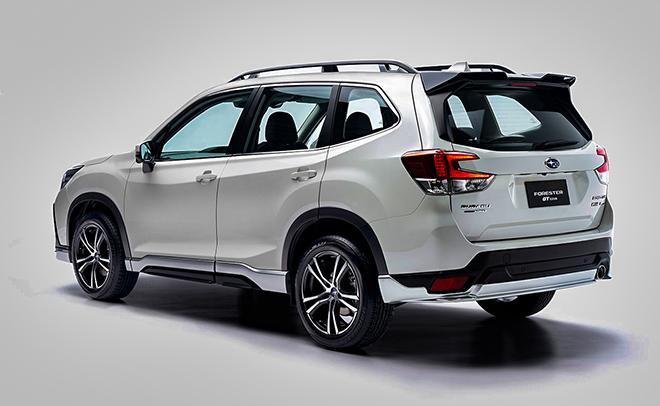 Subaru cung cấp thêm bộ phụ kiện GT-Edition cho dòng xe Forester tại Việt nam - 4