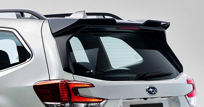Subaru cung cấp thêm bộ phụ kiện GT-Edition cho dòng xe Forester tại Việt nam - 5