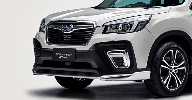 Subaru cung cấp thêm bộ phụ kiện GT-Edition cho dòng xe Forester tại Việt nam - 7
